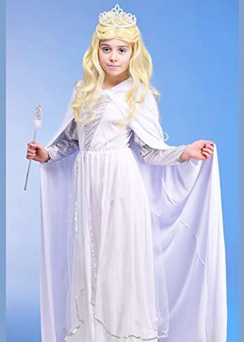 Kids The White Witch Narnia Style Costume Large (9-11 years)  sc 1 st  Desertcart & Kids The White Witch Narnia Style Costume Large (9-11 years) - Buy ...
