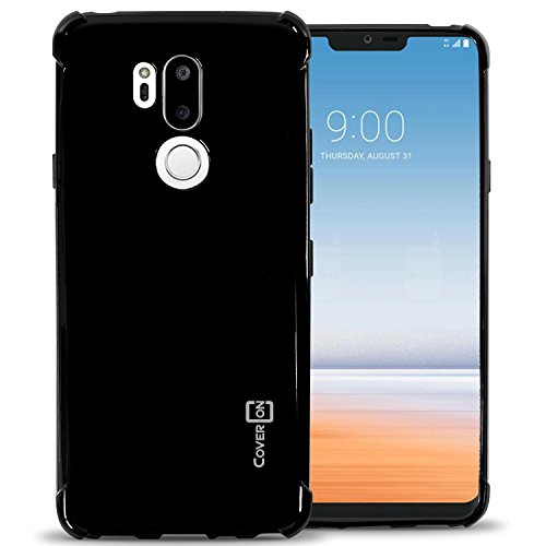 LG G7 ThinQ TPU Case, CoverON FlexGuard Series...