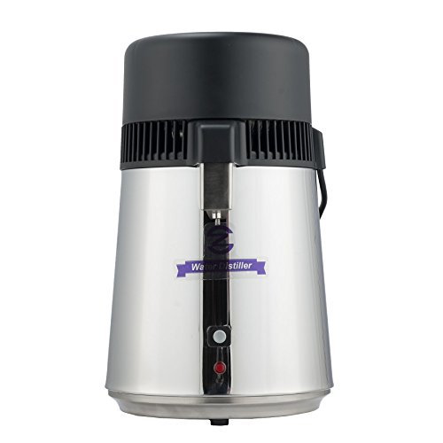 CO-Z Stainless Steel Countertop Home Water Distiller Machine with 4 Liter Connection Bottle by CO-Z (Image #7)