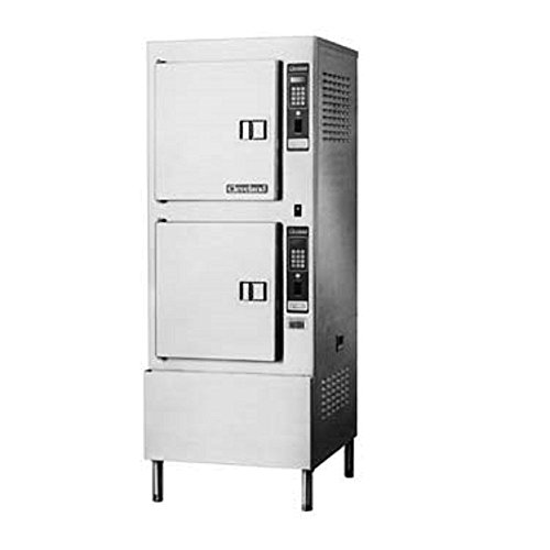 - Cleveland 24CGA10.2ES Gas Pressureless Convection Steamer