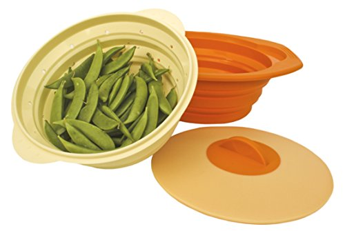 collapsible food steamer - 7