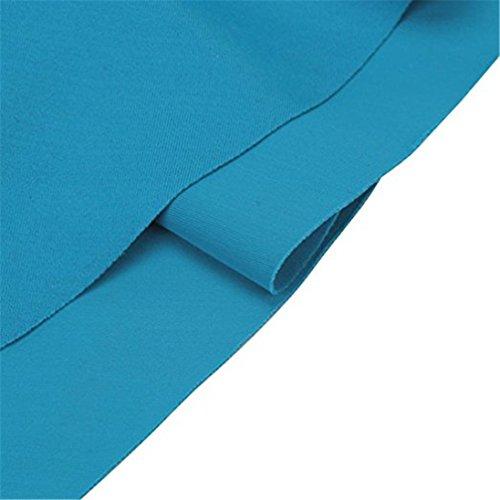 pu ran - Conjunto - para mujer Azul