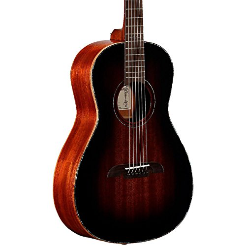 get alvarez mpa66 masterworks parlor acoustic guitar shadow burst at guitar center. Black Bedroom Furniture Sets. Home Design Ideas