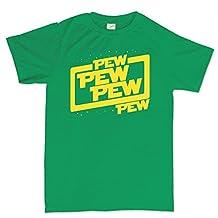 Pew Pew Jedi T Shirt