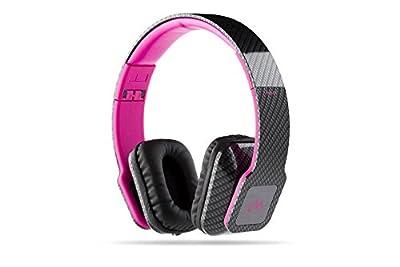 New Shop VM Audio Elux On Ear DJ Beats Stereo MP3 iPhone Bass Folding Headphones w/ Case