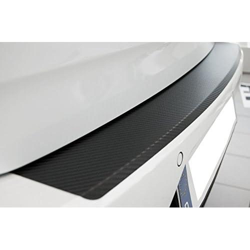 ladekant Protection en carbone de style d'écran–Noir–Convient pour Mercedes Classe E (W212) Berline modèles–Année de construction à partir de 2