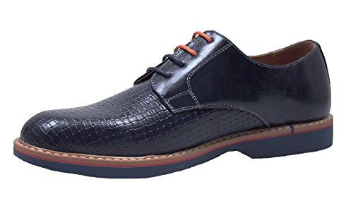 AK collezioni , Herren Sneaker blau blau 40