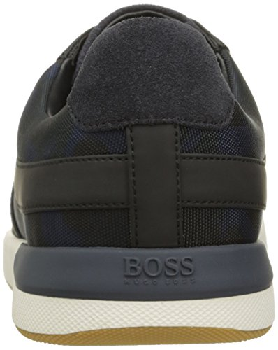 Orange Sneaker Tenn Fantasy Boss Hugo by Stillnes Mens Fashion Boss 4Exaqx1