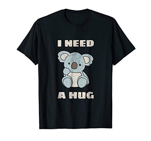 (I Need A Hug Tshirt, Koala Bear T Shirt)