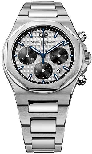 Girard-Perregaux-Laureato-Chronograph-42mm-Mens-Watch-81020-11-131-11A