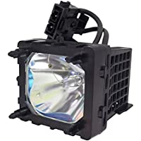 AuraBeam Economy Sony KDS-60A2000 Television Replacement Lamp with Housing