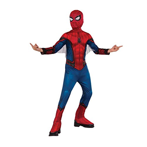 Homemade Halloween Costumes For Toddlers Girls - Rubie's Costume Spider-Man Homecoming Child's Costume,