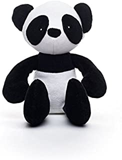 product image for Bears For Humanity Organic Panda Animal Pals Plush Toy, Black, 20""