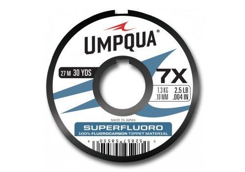 Umpqua Super Fluorocarbon Tippet 30 Yds 4X (Umpqua Tippet)