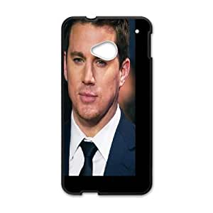 Celebrities Channing Tatum HTC One M7 Cell Phone Case Black toy pxf005_5889316