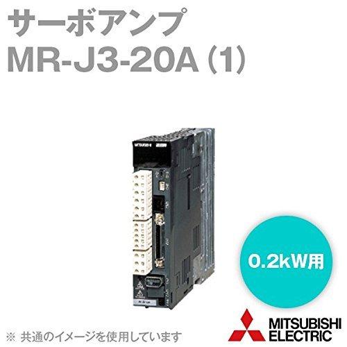 三菱電機 MR-J3-20A1 サーボアンプ (汎用インタフェース) (0.2kW用) NN B00MWPFZ6U