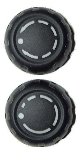 (2) auténtica Porsche 997 987 PCM Radio Navegación Control de volumen Botones 911 boxster Caimán Turbo: Amazon.es: Coche y moto