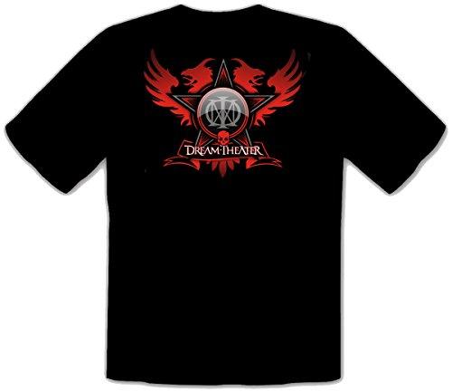 Dream Theater Stern T-Shirt -101