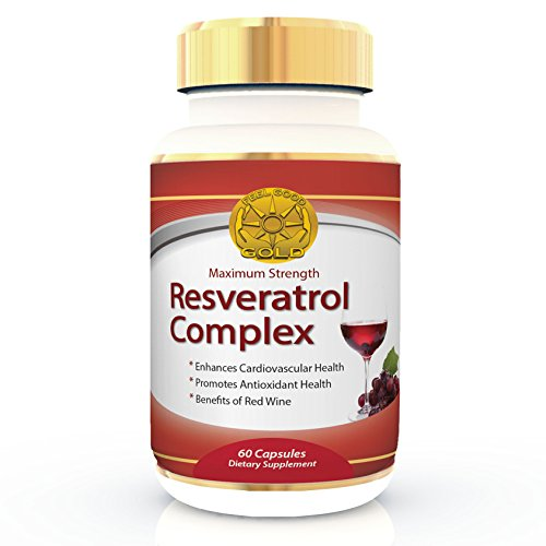 1000 mg resveratrol - 5