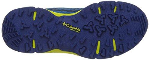 Columbia Ventrailia II Outdry, Scarpe Sportive Outdoor Uomo Blu (Blue Magic/Zour 426)