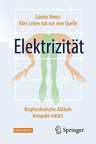 Alles Leben hat nur eine Quelle: Elektrizität: Biophysikalische Abläufe kompakt erklärt