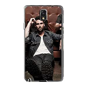 Marycase88 Samsung Galaxy Note3 Durable Hard Phone Covers Unique Design High Resolution 30 Seconds To Mars Band 3STM Pictures [CHW11155zool]