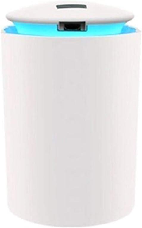Qiopes Diffusore Aroma di aromaterapia USB del Mini umidificatore della casa Automobile con Luce Notturna Vaporizzatori da Viaggio