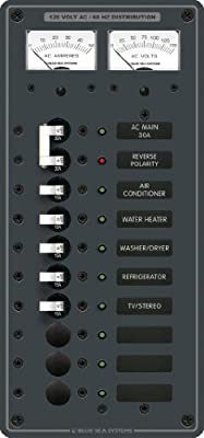 AC Main + 8 Positions