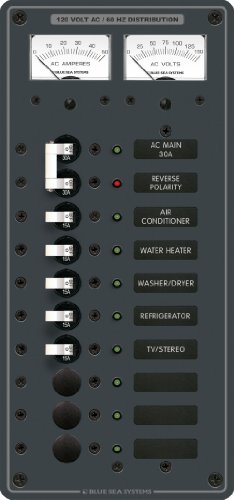 (AC Main + 8 Positions )