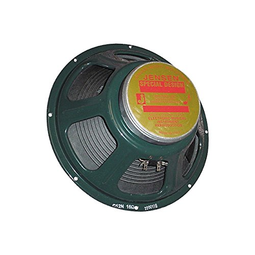 - Jensen Speaker, Green, 12-Inch (C12N4)