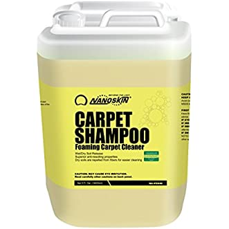 Nanoskin (NA-CSO640) Carpet Shampoo Foaming Carpet Cleaner - 5 Gallon