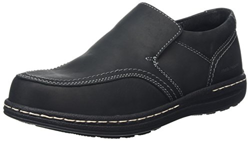 Hush Puppies Vindo Victory, Mocassins Homme Noir (Black)