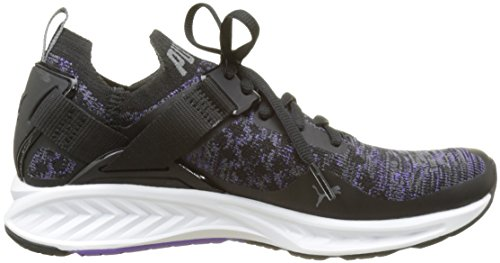 01 Chaussures Shade quiet Compétition Lo Ignite Purple Femme Evoknit Noir Black Wn's Puma Puma de Running electric 4IaHqZwn
