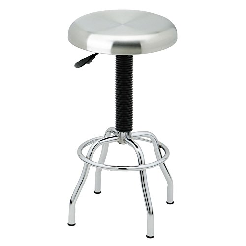 The stainless steel design Commercial Pneumatic Work Stool