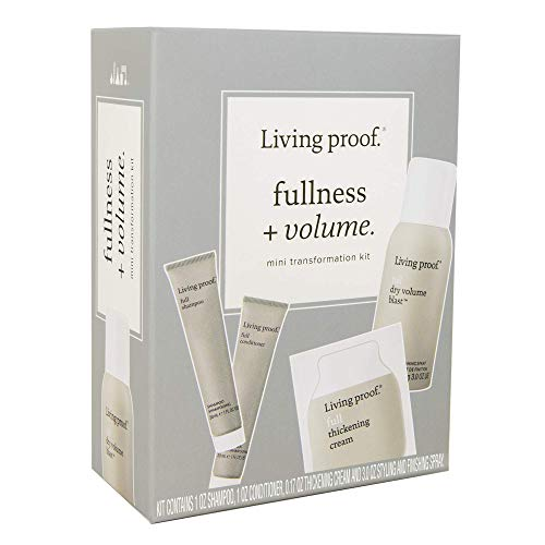 Living Proof Fullness + Volume Mini Transformation 4pc Kit