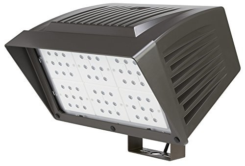 Atlas Lighting PFXL126LED LED Flood Light Fixture, 126W