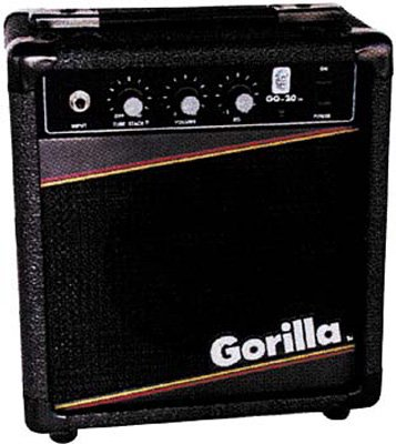 Gorilla 20 Watt Guitar Amplifier