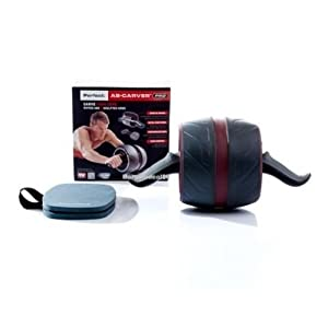 E85 Ab Carver Pro Perfect Fitness Exerciser Wheel Roller Six Pack Abs Workout
