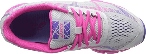 Asics Womens Gel-havoc 2 Scarpa Da Corsa Bianco / Lavendar / Rosa
