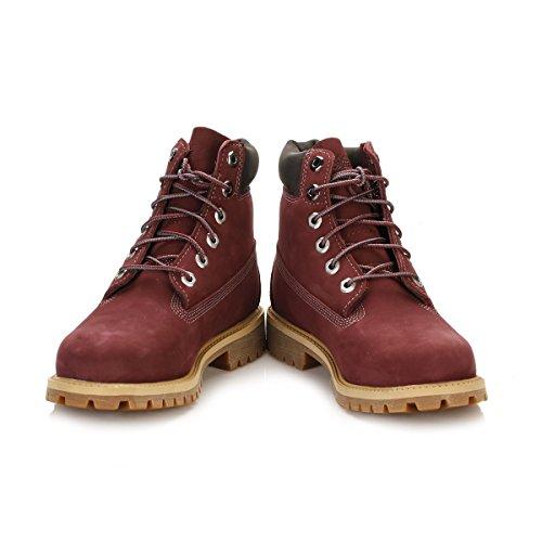 TIMBERLAND Damen Boots rot 36