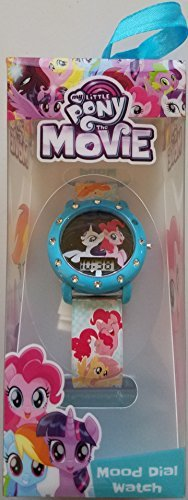 My Little Pony The Movie Mood Dial Watch Blue - Pony Watch