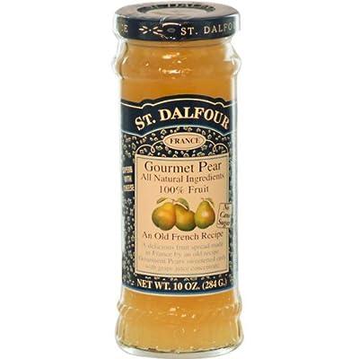 St Dalfour Conserve Grmt Pear (10 ounces/ 284G