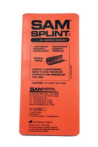 SAM Medical Products Flat Fold Splint, 4