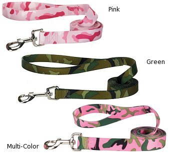 Camo Leash – Green 4ft 5/8 inch Review