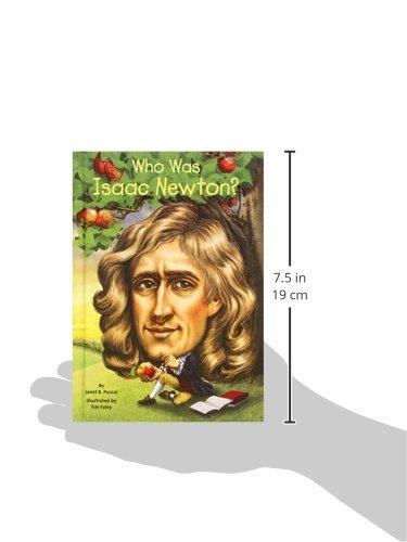 Who Was Isaac Newton? (Turtleback School & Library Binding Edition) by Turtleback (Image #2)