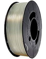 Winkle PLA filament, 1,75 mm, filamentdruk, 3D-printer, 3D-filament, transparant, spoel van 300 g