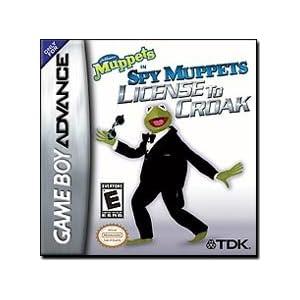 Muppets- Spy Muppets: License to Croak
