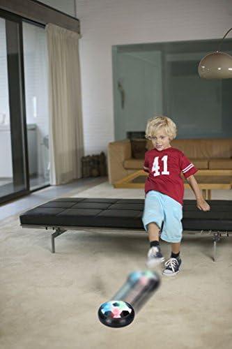Three Ducks Kids Toys Amazing LED Hover - Balón de fútbol para ...