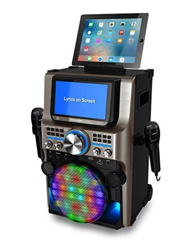 iKaraoke KS838-BT The Ultimate Bluetooth Party Machine, 7