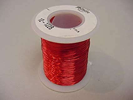 Philmore 12 1224 solid enamel coated magnet wire 24 gage 12lb philmore 12 1224 solid enamel coated magnet wire 24 gage 12lb greentooth Images